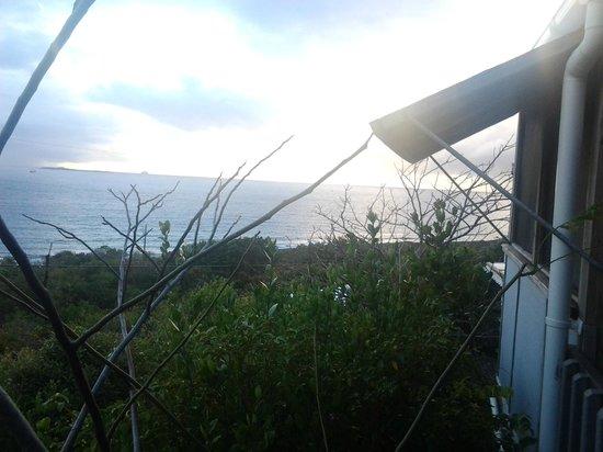 Virgin Islands Campground: Morning Sun