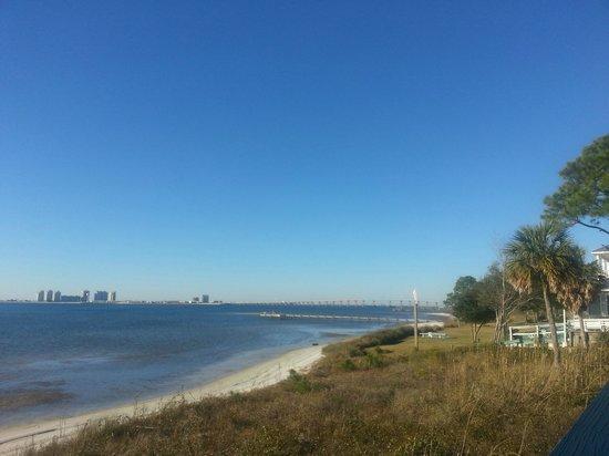 Emerald Beach RV Park: beautiful views