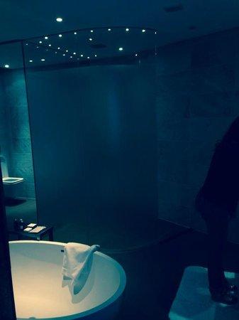 Yas Viceroy Abu Dhabi: Shower