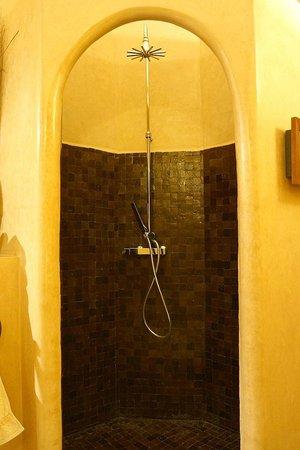 Riad Soleil d'Orient : Bathroom