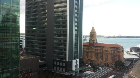 Mercure Auckland: View