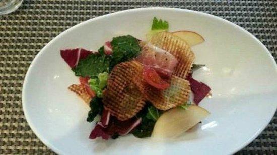OKitchen: garden salad