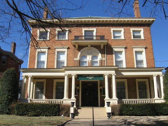 The Samuel Culbertson Mansion Bed and Breakfast Inn: Samuel Culbertson Mansion