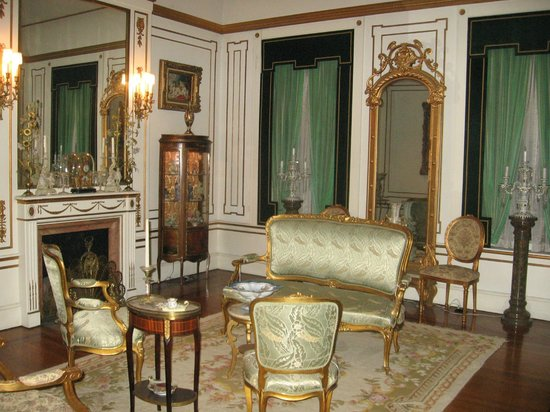 The Samuel Culbertson Mansion Bed and Breakfast Inn : Every room is a visual feast!