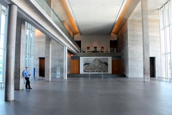 Modern Art Museum Of Fort Worth The Grand Lobby Picture
