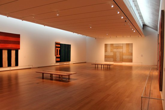 Modern Art Museum of Fort Worth - The Galleries