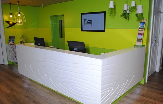 Ibis Styles Mt Isa Verona: New Reception Desk