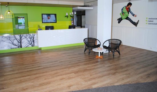 Ibis Styles Mt Isa Verona: New Reception Area