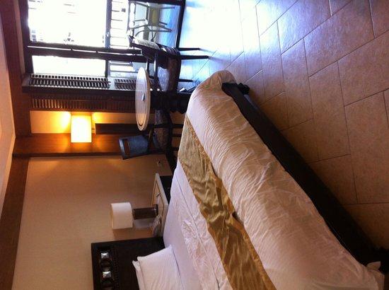 Henann Regency Resort & Spa: facing balcony