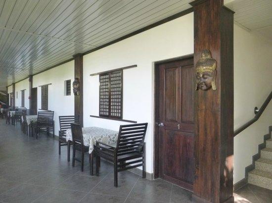 Balay Tuko Garden Inn: hotel