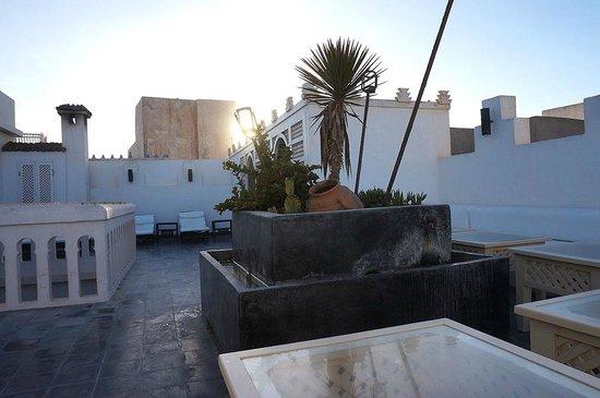 Riad Malaika: Roof Terrace