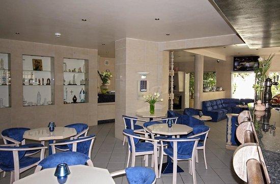 Hôtel Atlantic : Espace bar