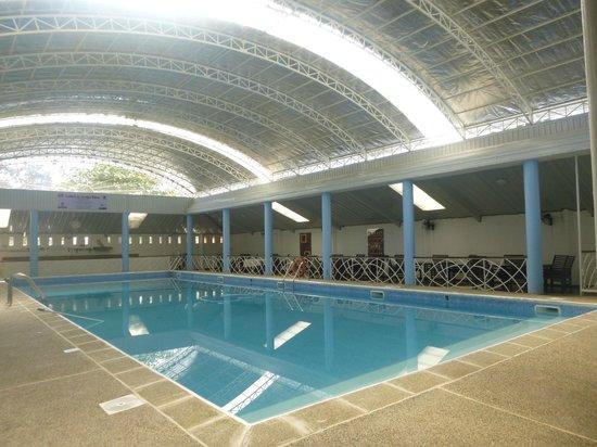 Balay Tuko Garden Inn: swimming pool