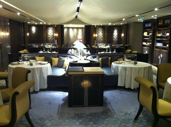 Shangri-La Bosphorus, Istanbul: Asian Dining Room