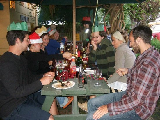 Chester Street Backpackers: Christmas Party