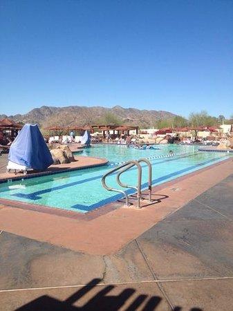 JW Marriott Scottsdale Camelback Inn Resort & Spa: piscine