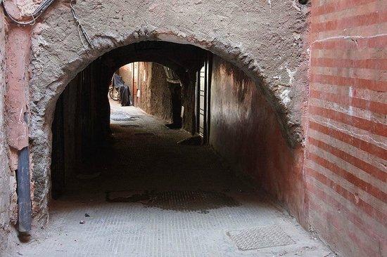 Riad Misria : Passage to Riad