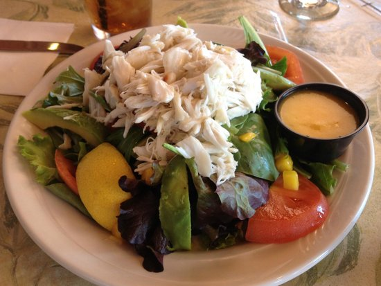 Sunset Grill Incorporated: Crab Salad