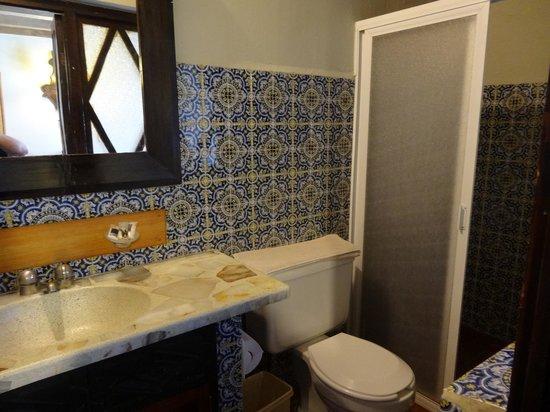 Santa Clara : bathroom