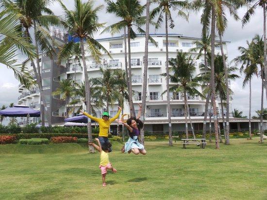 BEST WESTERN Cebu Sand Bar Resort: Ground