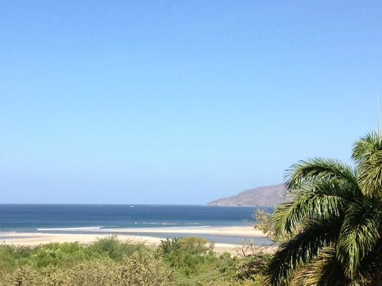 Best Western Tamarindo Vista Villas: Morning view from our balcony