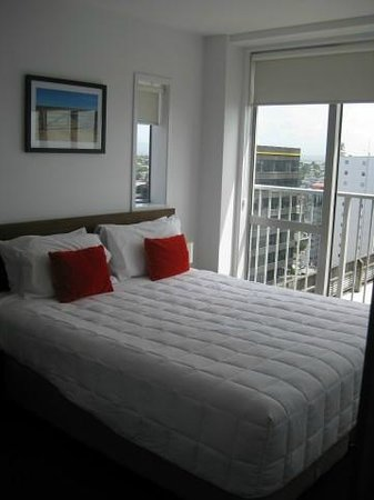 Barclay Suites Auckland : Bedroom, 1