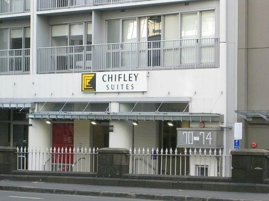 Barclay Suites Auckland: Exterior