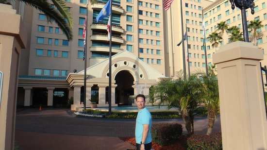 The Florida Hotel and Conference Center: me