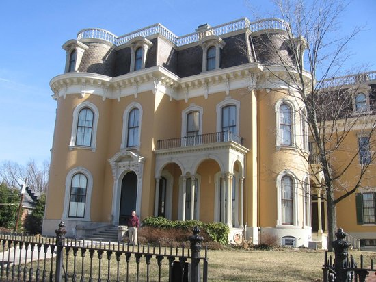 ‪Culbertson Mansion State Historic Site‬