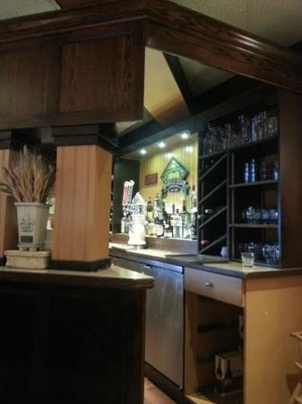 ABC Country Restaurant: bar counter