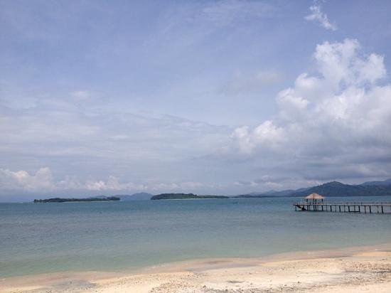 Cocotinos Sekotong, Boutique Beach Resort & Spa: nice isn't it?