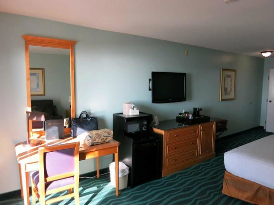 Ocean Park Inn : オーシャンフロントの3階