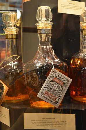 Jack Daniel's Distillery: Bell of Lincoln Bottle