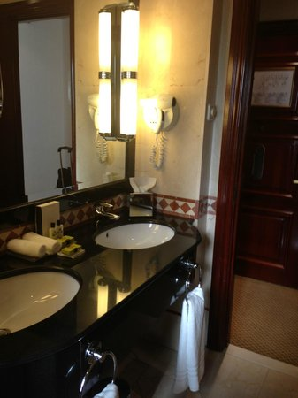 InterContinental Madrid : bathroom1