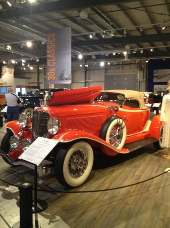 Fountainhead Antique Auto Museum: one of the beauties