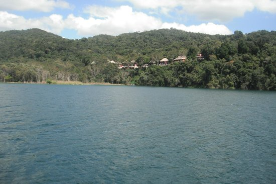 Camino Real Tikal: view