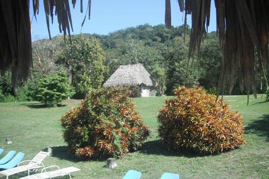 Camino Real Tikal : water front