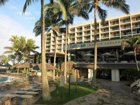 Turtle Bay Resort: ノースショアの素敵なホテル