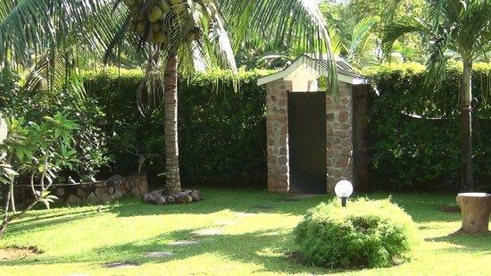 Villa Gaiarda : giardino