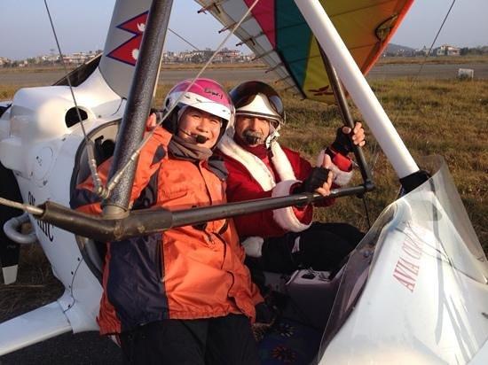 Avia Club Nepal: With Max...