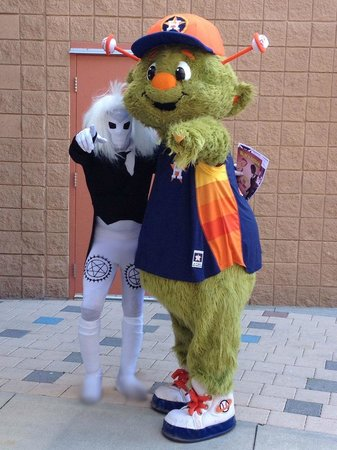 Manor Professional Wrestling Dinner Theatre: Meet and Greet with the Black Butler at the Astros vs. Braves Game at the Osceola County Stadium