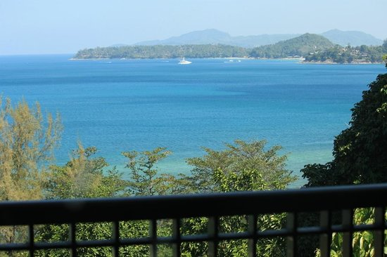 Hyatt Regency Phuket Resort : View from Room #1312