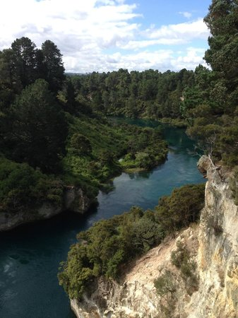 Taupo Bungy : The gorge