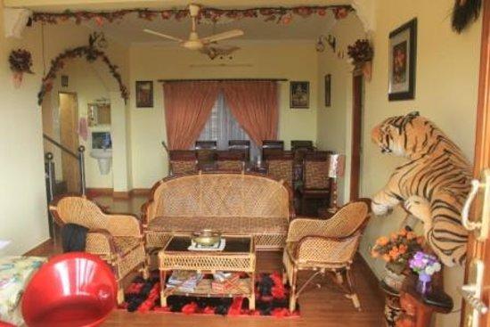 Munnar Dreams Homestay : Front room