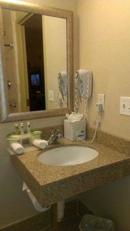 Hotel Central Fifth Avenue New York : Bathroom