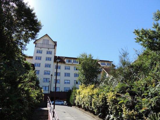 Park Inn by Radisson Puerto Varas: Es solo una fachada, por dentro deja mucho que desear