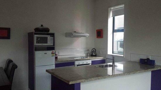 315 Euro Motel: Kitchen