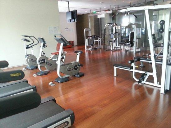 Le Méridien Bangkok: Gym