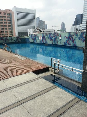 Le Méridien Bangkok: Pool