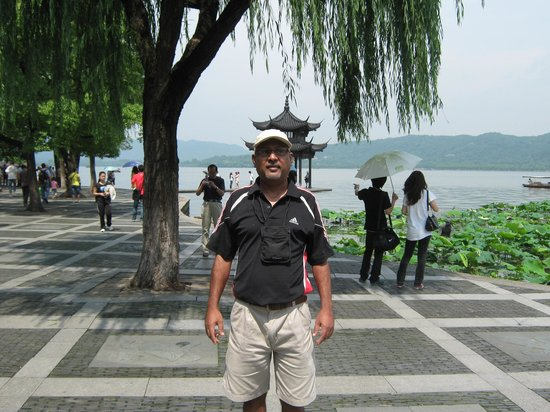 SSAW Hotel Hubin: west lake